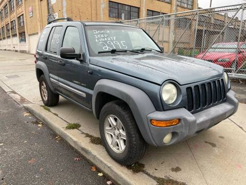 2002 Jeep Liberty for sale at Dennis Public Garage in Newark NJ
