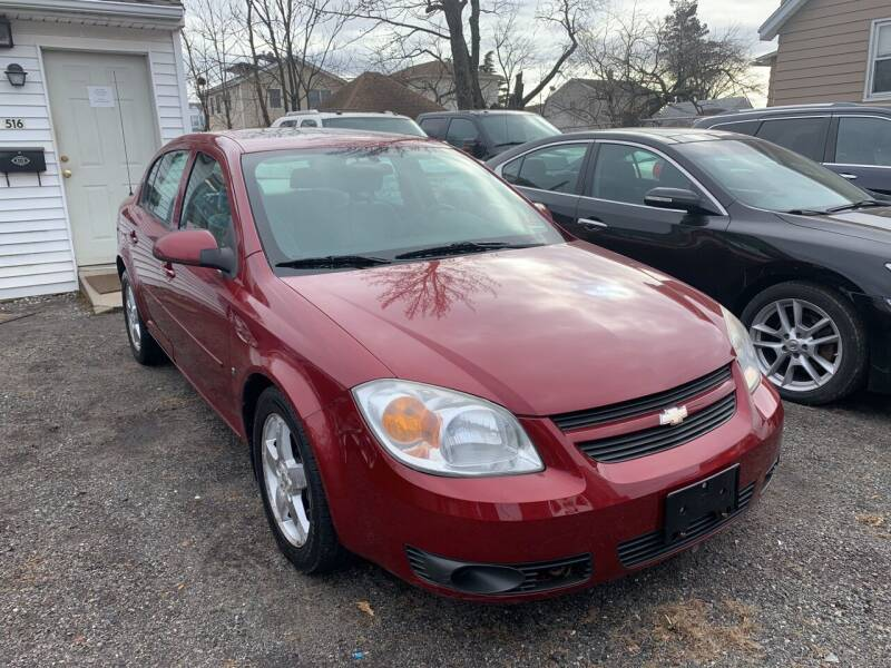 2007 Chevrolet Cobalt for sale at Charles and Son Auto Sales in Totowa NJ