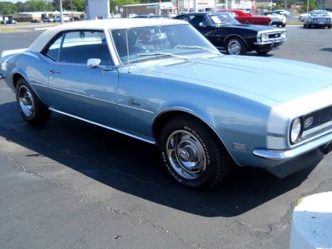 1968 Chevrolet Camaro for sale at Classic Connections in Greenville NC