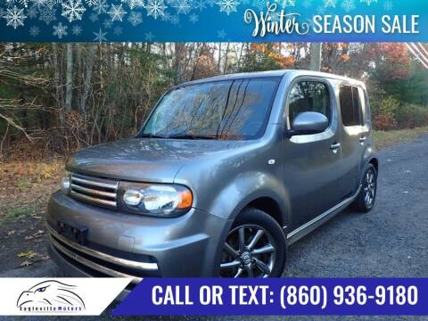 2011 Nissan cube for sale at EAGLEVILLE MOTORS LLC in Storrs CT