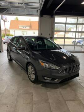 2015 Ford Focus for sale at Dream Auto Sales in South Milwaukee WI