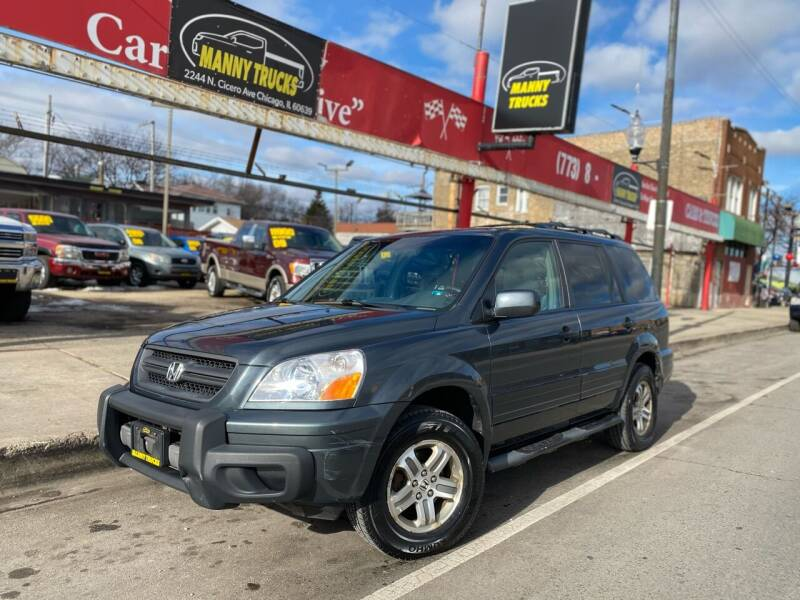 2004 Honda Pilot for sale at Manny Trucks in Chicago IL