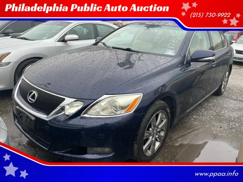 2010 Lexus GS 350 for sale at Philadelphia Public Auto Auction in Philadelphia PA