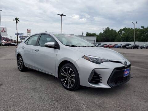 2017 Toyota Corolla for sale at All Star Mitsubishi in Corpus Christi TX