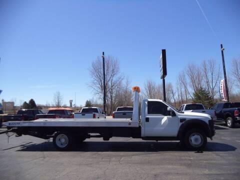 2008 Ford F-550 Super Duty for sale at Hawkins Motors Sales - Lot 1 in Hillside MI