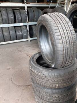 DUNLOP 245/45R19 for sale at Tire Max in Orlando FL