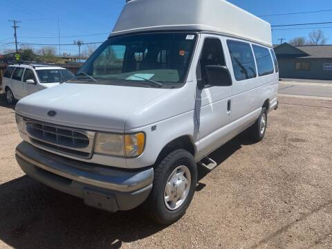 1998 Ford E-350 for sale at Fast Vintage in Wheat Ridge CO