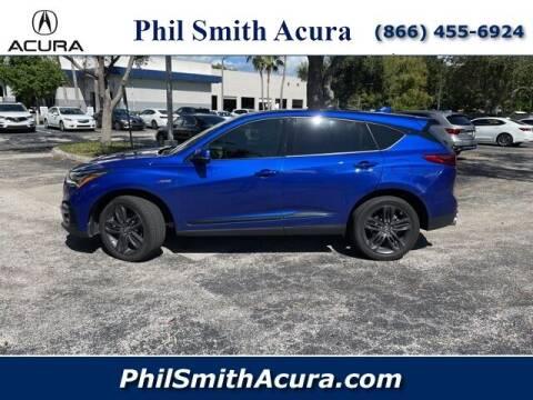 2019 Acura RDX for sale at PHIL SMITH AUTOMOTIVE GROUP - Phil Smith Acura in Pompano Beach FL