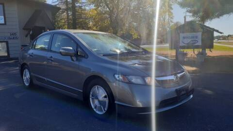 2008 Honda Civic for sale at Shores Auto in Lakeland Shores MN
