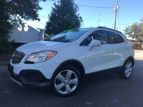2016 Buick Encore for sale at Seaport Auto Sales in Wilmington NC