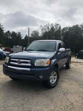 2006 Toyota Tundra for sale at Hornes Auto Sales LLC in Epping NH