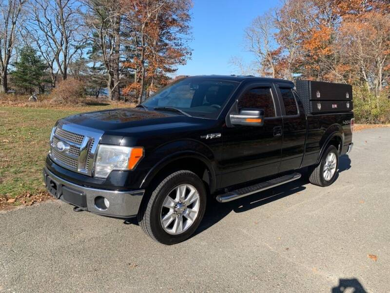 2009 Ford F-150 for sale at Elite Pre-Owned Auto in Peabody MA