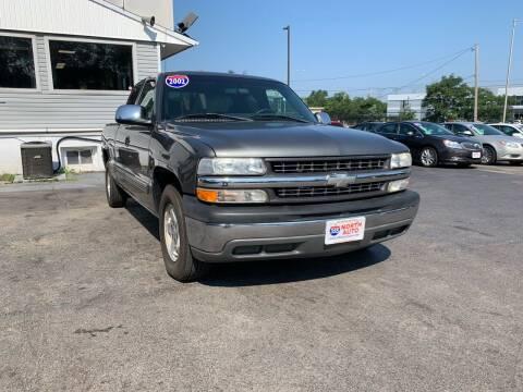 2002 Chevrolet Silverado 1500 for sale at 355 North Auto in Lombard IL