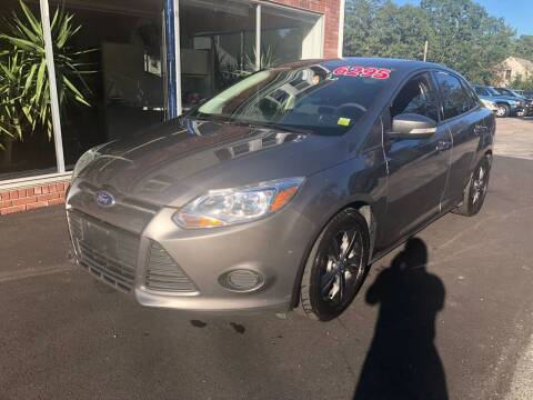 2014 Ford Focus for sale at MBM Auto Sales and Service - MBM Auto Sales/Lot B in Hyannis MA