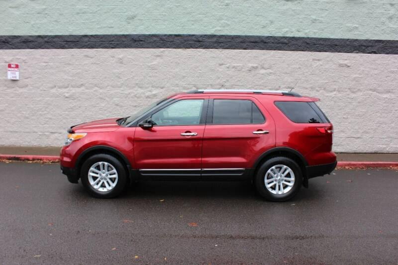 2013 Ford Explorer for sale at Al Hutchinson Auto Center in Corvallis OR