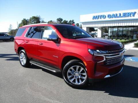 2021 Chevrolet Tahoe for sale at Auto Gallery Chevrolet in Commerce GA