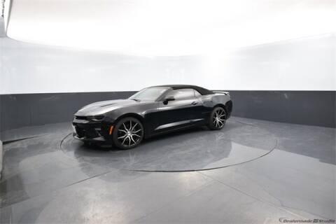2017 Chevrolet Camaro for sale at BOB HART CHEVROLET in Vinita OK