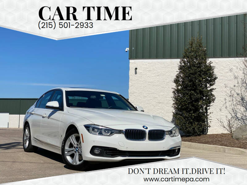 2017 BMW 3 Series for sale at Car Time in Philadelphia PA