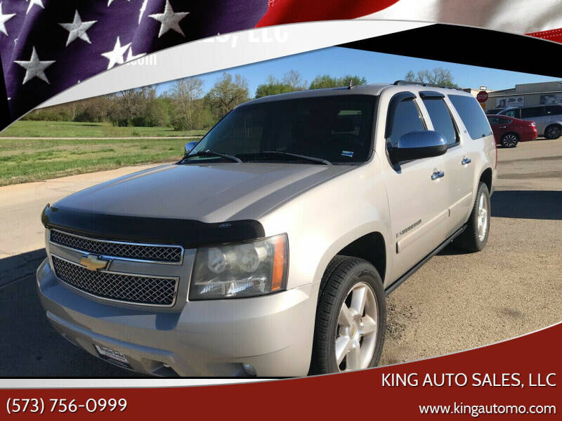2007 Chevrolet Suburban for sale at KING AUTO SALES, LLC in Farmington MO
