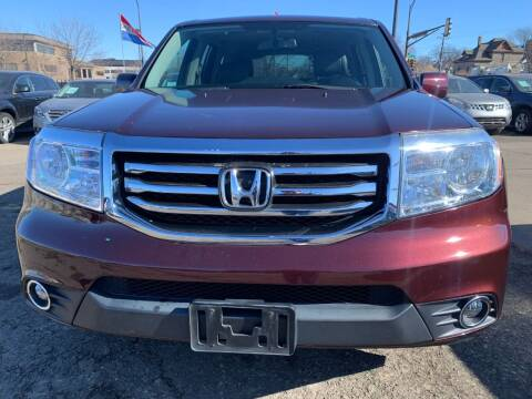 2015 Honda Pilot for sale at Minuteman Auto Sales in Saint Paul MN
