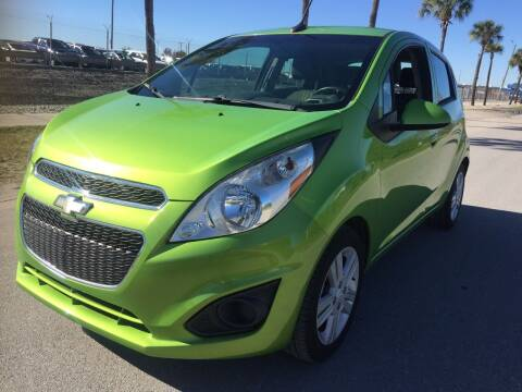 2014 Chevrolet Spark for sale at PRESTIGE AUTO OF USA INC in Orlando FL