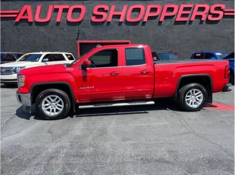 2015 GMC Sierra 1500 for sale at AUTO SHOPPERS LLC in Yakima WA