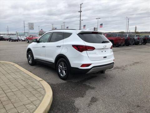 2018 Hyundai Santa Fe Sport for sale at Herman Jenkins Used Cars in Union City TN