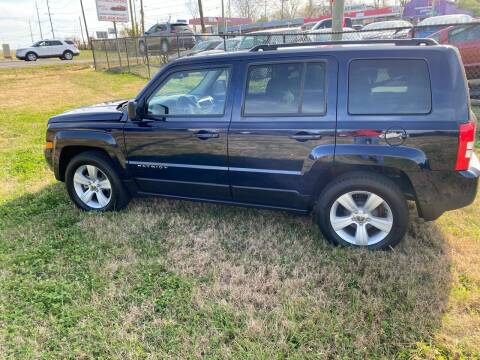 2016 Jeep Patriot for sale at Mitchell Motor Company in Madison TN