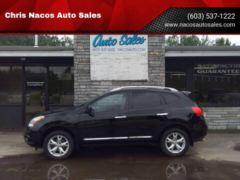 2011 Nissan Rogue for sale at Chris Nacos Auto Sales in Derry NH