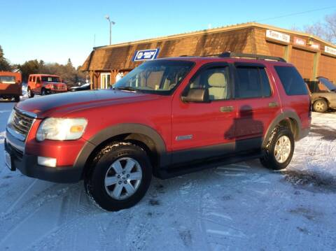 2006 Ford Explorer for sale at MOTORS N MORE in Brainerd MN
