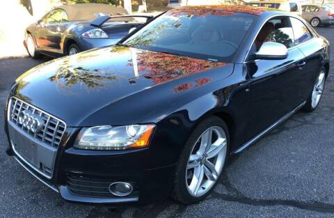 2009 Audi S5 for sale at Premier Automart in Milford MA