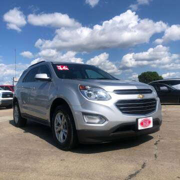 2016 Chevrolet Equinox for sale at UNITED AUTO INC in South Sioux City NE