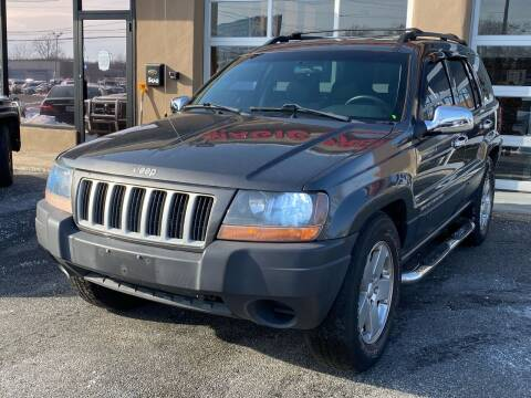 2004 Jeep Grand Cherokee for sale at MAGIC AUTO SALES - Magic Auto Prestige in South Hackensack NJ