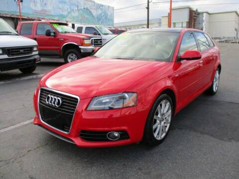 2012 Audi A3 for sale at INTEGRITY AUTO SALES LLC in Seattle WA