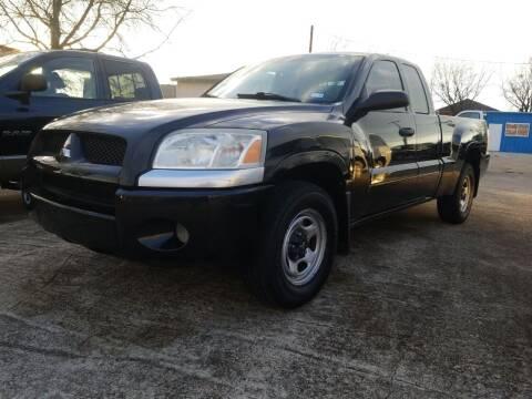 2008 Mitsubishi Raider for sale at AI MOTORS LLC in Killeen TX