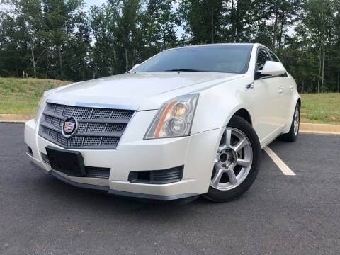 2009 Cadillac CTS for sale at El Camino Auto Sales in Sugar Hill GA
