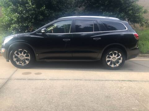 2010 Buick Enclave for sale at Hollingsworth Auto Sales in Wake Forest NC