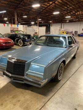 1981 Chrysler Imperial for sale at California Automobile Museum in Sacramento CA
