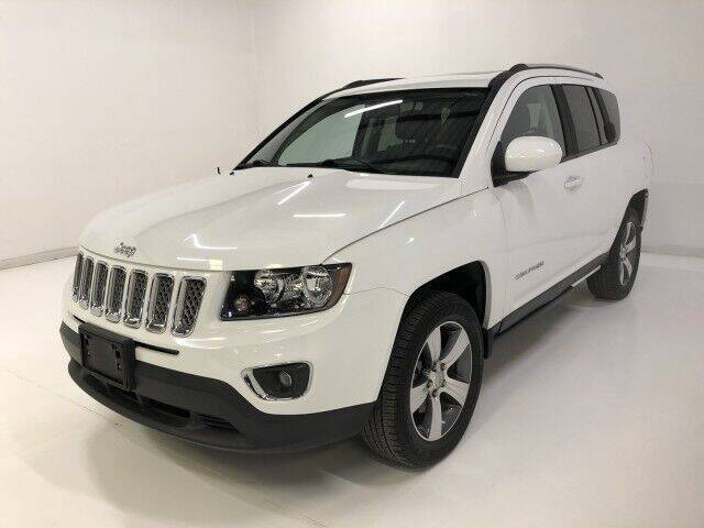 2016 Jeep Compass for sale at Autos by Jeff in Peoria AZ