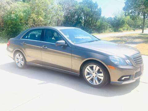2011 Mercedes-Benz E-Class for sale at Luxury Motorsports in Austin TX