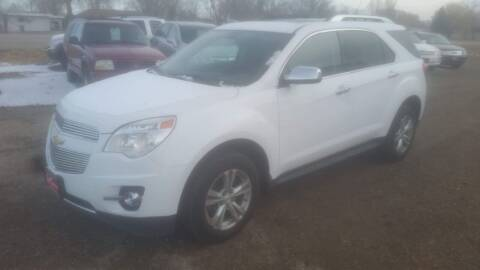 2010 Chevrolet Equinox for sale at Ron Lowman Motors Minot in Minot ND