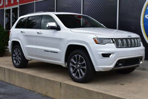 2018 Jeep Grand Cherokee for sale at Alfa Romeo & Fiat of Strongsville in Strongsville OH