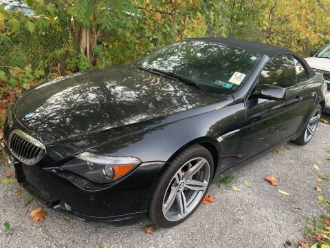 2006 BMW 6 Series for sale at Trocci's Auto Sales in West Pittsburg PA