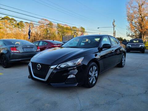 2020 Nissan Altima for sale at DADA AUTO INC in Monroe NC