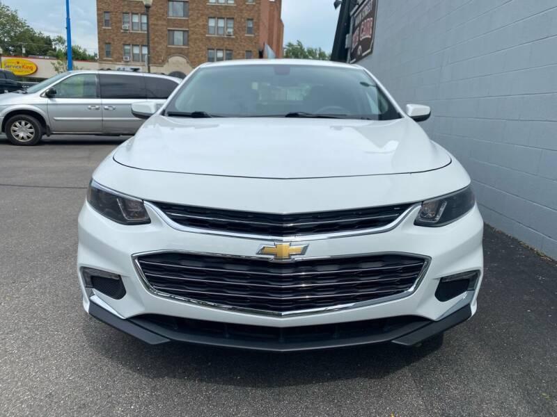 2016 Chevrolet Malibu for sale at H C Motors in Royal Oak MI