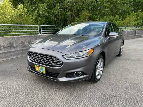2014 Ford Fusion for sale at Zipstar Auto Sales in Lynnwood WA