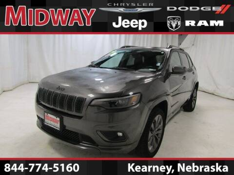 2019 Jeep Cherokee for sale at MIDWAY CHRYSLER DODGE JEEP RAM in Kearney NE