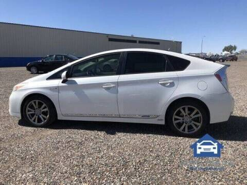 2012 Toyota Prius for sale at MyAutoJack.com @ Auto House in Tempe AZ