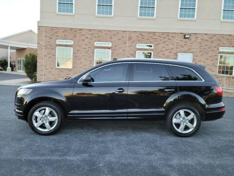 2014 Audi Q7 for sale at John Huber Automotive LLC in New Holland PA