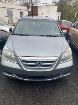 2005 Honda Odyssey for sale at GM Automotive Group in Philadelphia PA